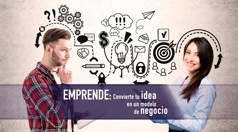 MOOC Emprende: Convierte tu idea en un modelo de negocio