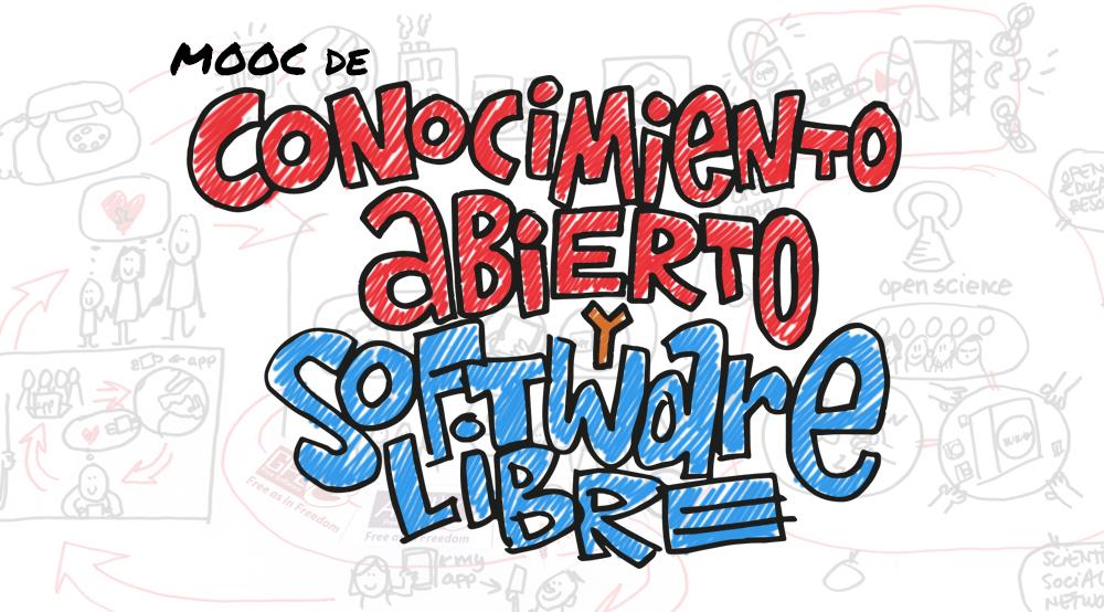 MOOC de Conocimiento Abierto y Software Libre