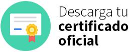 Descarga tu certificado